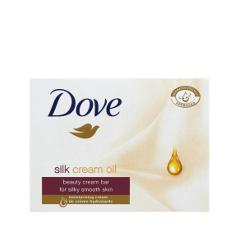 ���� Dove Silk Cream Oil Beauty Cream Bar (����� 135 �)