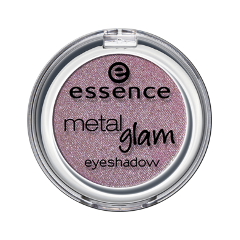 Тени для век essence Metal Glam Eyeshadow 02 (Цвет 02 Coffee To Glow)