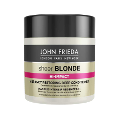 Маска John Frieda Sheer Blonde Hi-Impact Restoring Mask (Объем 150 мл)
