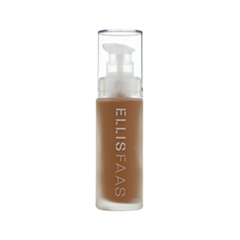 Тональная основа Ellis Faas Skin Veil Foundation Bottle S107L (Цвет S107L Medium/ Dark  variant_hex_name A36136)