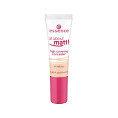 Консилер essence All About Matt! High Covering Concealer 05 (Цвет 05 Matt Ivory variant_hex_name F3CEB0)