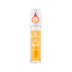Губы essence Масло для губ Prettifying Lip Oil 01 (Цвет 01 I Care for You, Honey variant_hex_name FFC25F)
