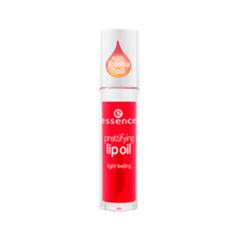 Губы essence Масло для губ Prettifying Lip Oil 03 (Цвет 03 SOS, My Heart variant_hex_name FF082D)
