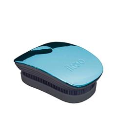 �������� � ����� Ikoo Brush Metallic Pocket Black Pacific
