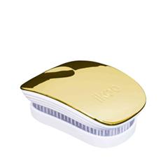 �������� � ����� Ikoo Brush Metallic Pocket White Soleil