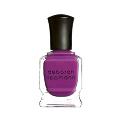 Лак для ногтей Deborah Lippmann Crème Nail Polish Between The Sheets (Цвет Between The Sheets variant_hex_name B50371) лак для ногтей deborah lippmann crème nail polish blue orchid цвет blue orchid variant hex name afc5d3