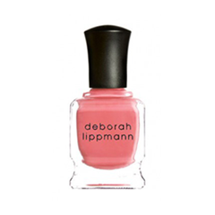 Лак для ногтей Deborah Lippmann Crème Nail Polish Break 4 love (Цвет Break 4 Love variant_hex_name FF7072) лак для ногтей deborah lippmann crème nail polish blue orchid цвет blue orchid variant hex name afc5d3