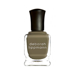 Лак для ногтей Deborah Lippmann Crème Nail Polish Concrete Jungle (Цвет Concrete Jungle variant_hex_name 72694C) лак для ногтей deborah lippmann crème nail polish blue orchid цвет blue orchid variant hex name afc5d3