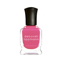 Лак для ногтей Deborah Lippmann Crème Nail Polish Crush On You (Цвет Crush On You variant_hex_name F5547D) лак для ногтей deborah lippmann crème nail polish drunk in love цвет drunk in love variant hex name 6a2750