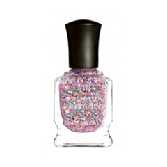Лаки для ногтей с эффектами Deborah Lippmann Glitter Nail Polish Candy Shop (Цвет Candy Shop variant_hex_name F8A3BA)