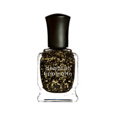 Лаки для ногтей с эффектами Deborah Lippmann Glitter Nail Polish Cleopatra in New York (Цвет Cleopatra in New York variant_hex_name BCAC79) vitaminsbaby шарф кружево для девочки vb 12 розовый vitaminsbaby
