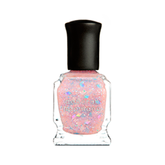 Лаки для ногтей с эффектами Deborah Lippmann Glitter Nail Polish Daydream Believer (Цвет Daydream Believer  variant_hex_name EBC7C6) brand 2016 spring summer yoga clothing set cotton linen meditation clothes high quality women buddhist set sports suits kk395 20