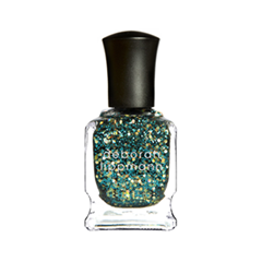 Лак для ногтей Deborah Lippmann Nail Color Glitter Shake Your Money Maker (Цвет Shake Your Money Maker  variant_hex_name 058A6F)