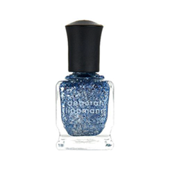 Лак для ногтей Deborah Lippmann Nail Color Glitter Today Was A Fairytale (Цвет Today Was A Fairytale variant_hex_name 21334B)