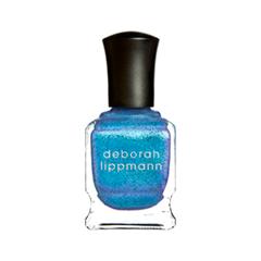 Лак для ногтей Deborah Lippmann Nail Color Glitter Xanady (Цвет Xanady  variant_hex_name 0089B3) лаки для ногтей isadora лак для ногтейwonder nail 757 6мл