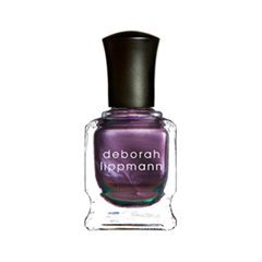 Лак для ногтей Deborah Lippmann Nail Color Iridescent Wicked Game (Цвет Wicked Game variant_hex_name 654261) лаки для ногтей isadora лак для ногтейwonder nail 735 6мл