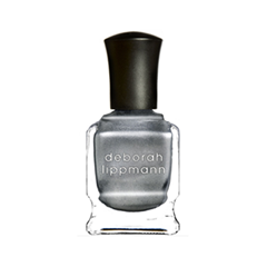 Лак для ногтей Deborah Lippmann Nail Color Luxe Chrome Take the A Train (Цвет Take the A Train  variant_hex_name 767C7D)