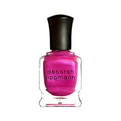 Лак для ногтей Deborah Lippmann Nail Color Shimmer Makin' Whoopee (Цвет Makin' Whoopee variant_hex_name C41269) лак для ногтей deborah lippmann nail color shimmer million dollar mermaid цвет million dollar mermaid variant hex name f3a26d
