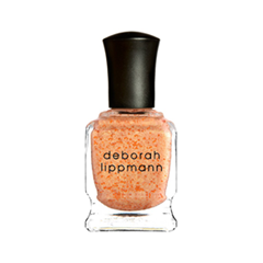 где купить Лак для ногтей Deborah Lippmann Nail Color Shimmer Million Dollar Mermaid (Цвет Million Dollar Mermaid   variant_hex_name F3A26D) по лучшей цене