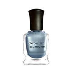 Лак для ногтей Deborah Lippmann Nail Color Shimmer Moon Rendezvous (Цвет Moon Rendezvous variant_hex_name 485F77) лак для ногтей deborah lippmann nail color shimmer million dollar mermaid цвет million dollar mermaid variant hex name f3a26d