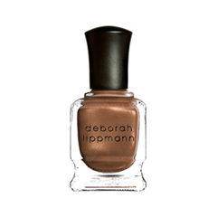 где купить Лак для ногтей Deborah Lippmann Nail Color Shimmer No More Drama (Цвет No More Drama  variant_hex_name 88573D) по лучшей цене