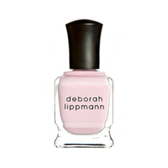 Лак для ногтей Deborah Lippmann Shimmer Nail Polish Chantilly Lace (Цвет Chantilly Lace variant_hex_name EFD6D9) лак для ногтей deborah lippmann nail color shimmer million dollar mermaid цвет million dollar mermaid variant hex name f3a26d