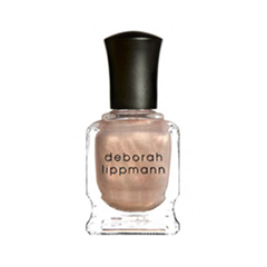 Лак для ногтей Deborah Lippmann Shimmer Nail Polish Diamonds and Pearls (Цвет Diamonds and Pearls variant_hex_name E9CDBF) лак для ногтей deborah lippmann nail color shimmer million dollar mermaid цвет million dollar mermaid variant hex name f3a26d