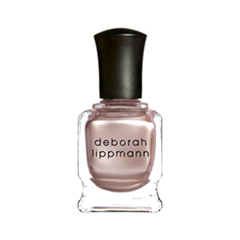 где купить Лак для ногтей Deborah Lippmann Shimmer Nail Polish Glamorous Life (Цвет Glamorous Life variant_hex_name C7AFA7) по лучшей цене