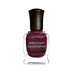 Лак для ногтей Deborah Lippmann Shimmer Nail Polish Good Girl Gone Bad (Цвет Good Girl Gone Bad variant_hex_name 65123C) лак для ногтей deborah lippmann nail color shimmer million dollar mermaid цвет million dollar mermaid variant hex name f3a26d