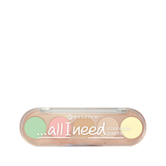 �������� essence 5-in-1 ...All I Need Concealer Palette 10 (���� 10 Cover It All)