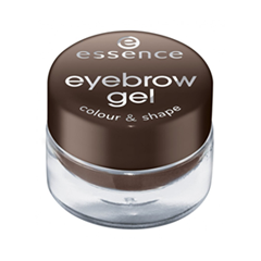 Гель для бровей essence Eyebrow Gel Colour  Shape 01 (Цвет 01 Brown variant_hex_name 38271F)