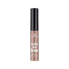 Тушь для бровей essence Make Me Brow Eyebrow Gel Mascara 01 (Цвет 01 Blondy Brows variant_hex_name B7A093) карандаш для бровей essence make me brow jumbo eyebrow pencil 10 цвет 10 blonde variant hex name 7c5c51