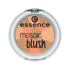 Румяна essence Mosaic Blush 30 (Цвет 30 Kissed by The Sun variant_hex_name FA946E)