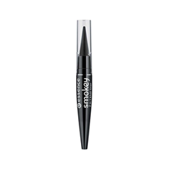 Подводка essence Smokey 2 in 1 Kholl Liner 01 (Цвет 01 Smokey Black variant_hex_name 000000)