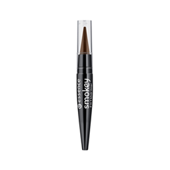 Подводка essence Smokey 2 in 1 Kholl Liner 02 (Цвет 02 Smokey Brown variant_hex_name 714E3F)