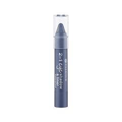 ���� ��� ��� essence ���� � ������ ��� ���� 2 in 1 Eyeshadow & Liner 05 (���� 05 I'm Blue)