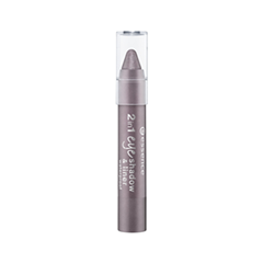Тени для век essence Тени и Контур для глаз 2 in 1 Eyeshadow & Liner 06 (Цвет 06 She's Got The Mauve variant_hex_name 907476) тени для век essence all about … eyeshadow palettes 06 цвет 06 toffee variant hex name c6a8a6