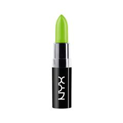 Помада NYX Professional Makeup Macaron Lippie 03 (Цвет 03 Key Lime variant_hex_name ACD752)