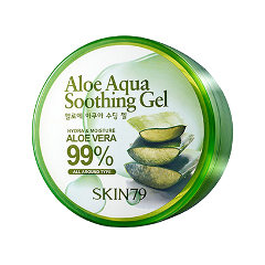 Гель Skin79 Aloe Aqua Soothing Gel 99% (Объем 300 мл)