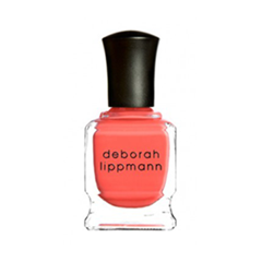 Лак для ногтей Deborah Lippmann Crème Nail Polish Girls Just Want to Have Fun (Цвет Girls Just Want to Have Fun variant_hex_name FF574E) лак для ногтей deborah lippmann crème nail polish drunk in love цвет drunk in love variant hex name 6a2750