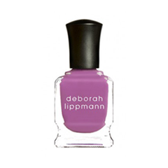 Лак для ногтей Deborah Lippmann Crème Nail Polish Good Vibration (Цвет Good Vibration variant_hex_name BC5D95) лак для ногтей deborah lippmann crème nail polish blue orchid цвет blue orchid variant hex name afc5d3
