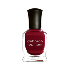 Лак для ногтей Deborah Lippmann Creme Nail Polish Lady is A Tramp (Цвет Lady is A Tramp variant_hex_name 7D0000)