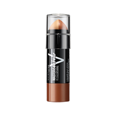 Корректор Maybelline New York Master Contour V-Shape Duo Stick 01 (Цвет 01 Light variant_hex_name EBD1BA Вес 50.00) карандаш для бровей maybelline new york master shape цвет soft brown variant hex name 836453