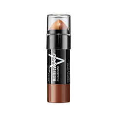 Корректор Maybelline New York Master Contour V-Shape Duo Stick 02 (Цвет 02 Medium variant_hex_name AB6A4E Вес 50.00) карандаш для бровей maybelline new york master shape цвет soft brown variant hex name 836453