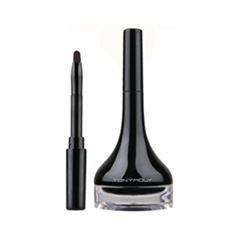 Tony Moly Back Gel Eyeliner 03 (Цвет 03 Pearl Brown  variant_hex_name 6B4A41) scouting hunting camera hc300m hd gprs mms digital 940nm infrared trail camera gsm 2 0 lcd hunter cam drop shipping