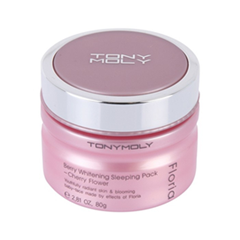 Ночная маска Tony Moly Floria Berry Whitening Sleeping Pack (Объем 80 г)