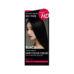 ������ ��� ����� Tony Moly Make HD Hair Color Cream 1N (���� 1N Black)