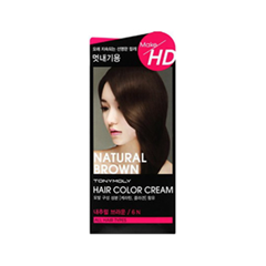 ������ ��� ����� Tony Moly Make HD Hair Color Cream 6N (���� 6N Natural Brown)