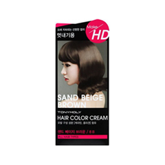Краска для волос Tony Moly Make HD Hair Color Cream 8B (Цвет 8B Sand Beige Brown variant_hex_name 998675)