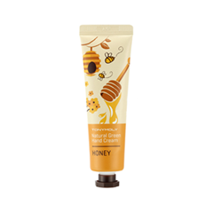 Крем для рук Tony Moly Natural Green Hand Cream Honey (Объем 30 мл)
